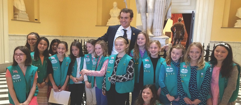 Girl scout west virginia